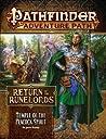 Pathfinder Adventure Path #136 by Jason Keeley