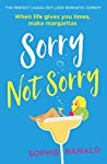 Book cover for Sorry Not Sorry