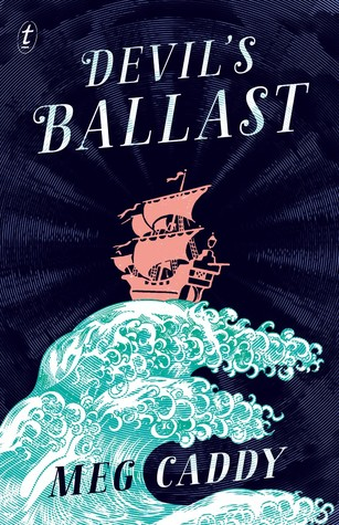 Devil's Ballast by Meg Caddy
