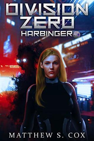 Front cover of Harbinger by Matthew S. Cox