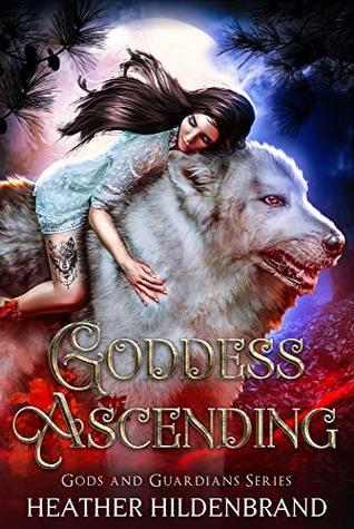 Goddess Ascending by Heather Hildenbrand