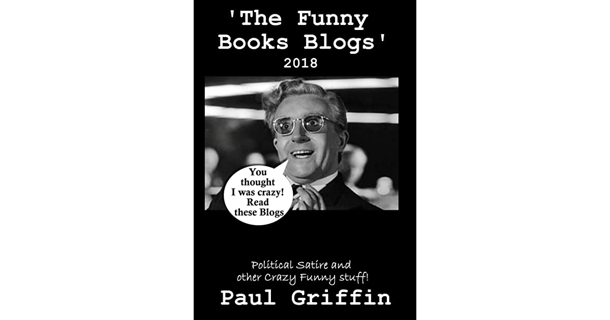 The Funny Books Blogs 2018 by Paul Griffin
