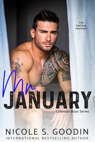Mr. January (Calendar Boys, #1)
