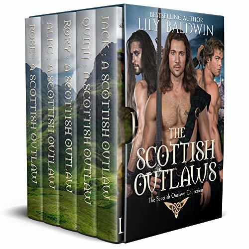 Lily Baldwin - The Scottish Outlaws Collection, Books 1 - 5