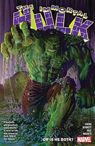 Immortal Hulk Vol. 1: Or Is He Both? (Immortal Hulk (2018-))