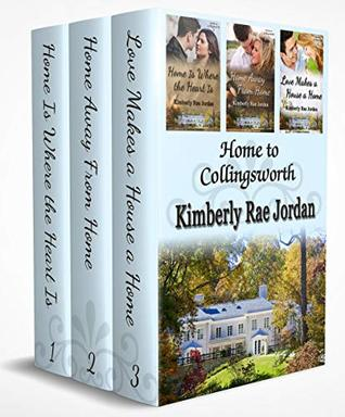 Home to Collingsworth Series Boxed Set 1: Books 1-3