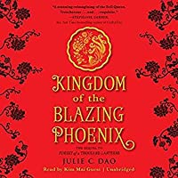 Kingdom of the Blazing Phoenix (Rise of the Empress, #2)