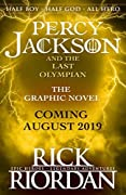 The Last Olympian: The Graphic Novel