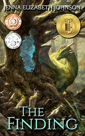 The Finding (The Legend of Oescienne, #1)
