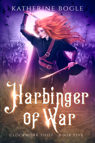 Harbinger of War by Katherine Bogle