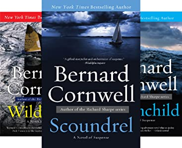 The Sailing Thrillers 4 Book Set