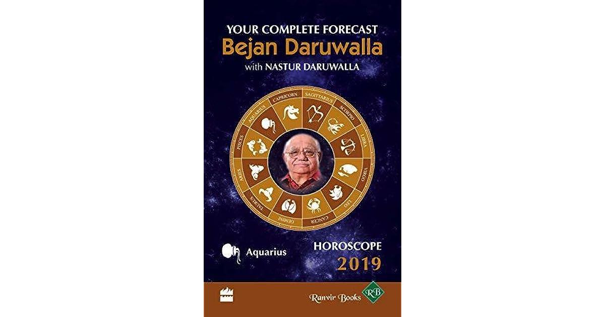 Horoscope 2019: Your Complete Forecast, Aquarius by Bejan