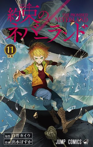 The Promised Neverland, Vol  11 by Kaiu Shirai