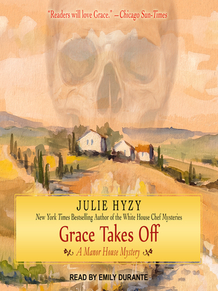 Grace Takes Off (Manor House Mystery, #4)