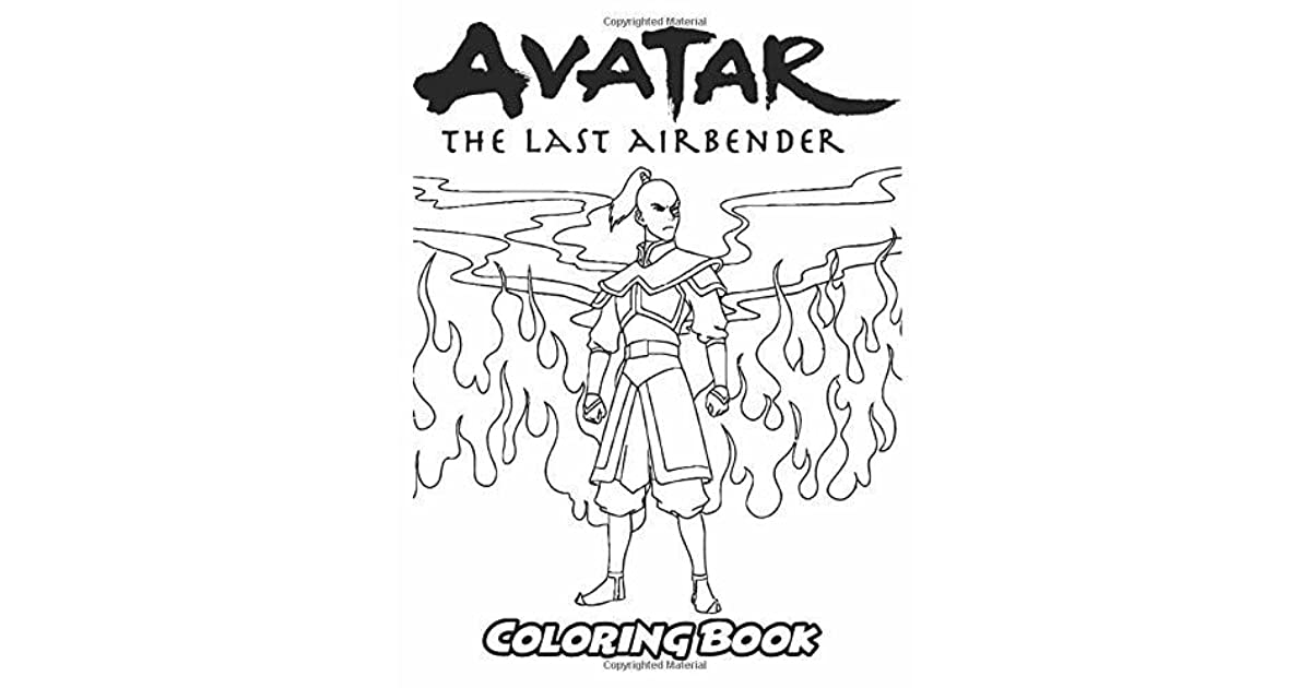 Pictures Of Avatar The Last Airbender - Coloring Home | 630x1200