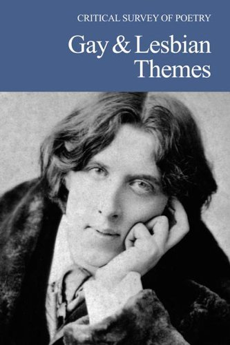 Gay & Lesbian Themes, Critical Survey of Poetry