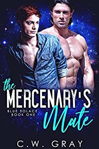 The Mercenary's Mate (Blue Solace #1)