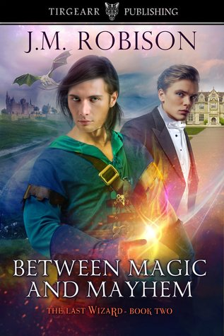 Between Magic and Mayhem (The Last Wizard series, #2)