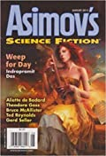 Asimov's Science Fiction, August 2012