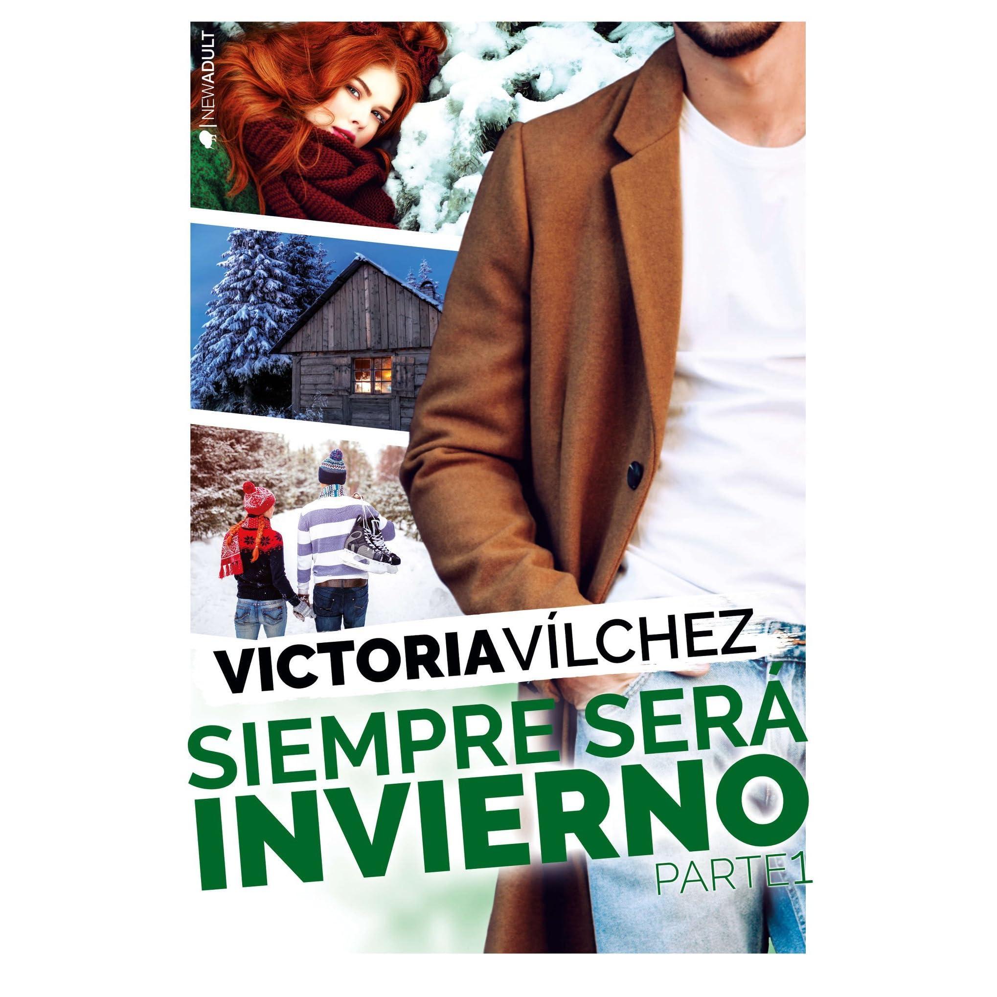 Siempre será invierno - Victoria Vílchez 42935521._UY2038_SS2038_