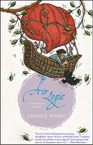 Air Logic (Elemental Logic, #4)