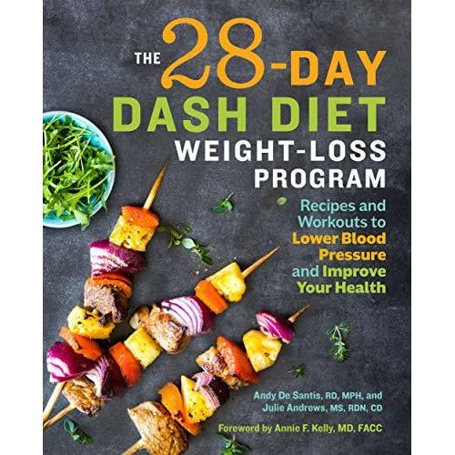 dash diet book reviews