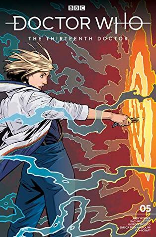 Doctor who books 13th doctor