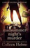 A Midsummer Night's Murder: A Shelby Nichols Novella (Shelby Nichols #11.5)