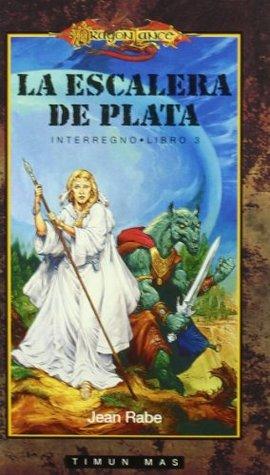 Reseña de la novela de fantasía La escalera de plata, de Jean Rabe