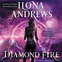 Diamond Fire (Hidden Legacy, #3.5)