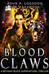 Blood Claws (New York Paranormal Police Department #1)