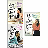 Always and forever, lara jean, to all the boys i've loved before and p.s. i still love you 3 books collection set