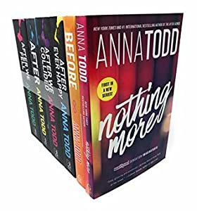 Anna Todd After Series 6 Books Collection Set