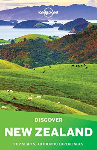 Discover New Zealand (Lonely Planet Travel Guide)
