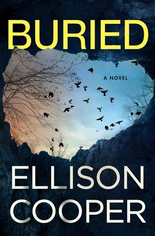Buried (Agent Sayer Altair, #2)