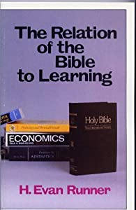 The Relation of the Bible to Learning