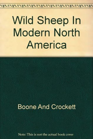 Wild Sheep In Modern North America