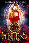 Book cover for Sinless (Deadly Omen, #1)