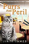 Purrs and Peril (Norwegian Forest Café #1)