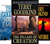 The Sword of Truth, Boxed Set III, Books 7-9: The Pillars of Creation, Naked Empire, Chainfire (3 Book Series)