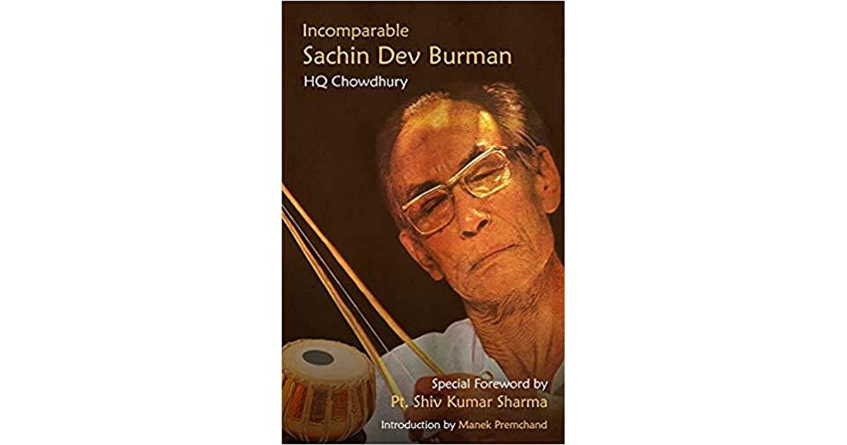 Madhulika Liddle's review of Incomparable Sachin Dev Burman