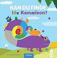 Kan du finde lille Kamæleon?