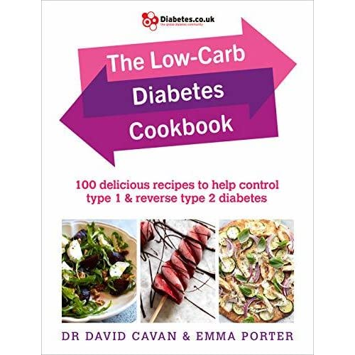 The Low Carb Diabetes Cookbook 100 Delicious Recipes To