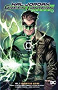Hal Jordan and the Green Lantern Corps, Vol. 7: Darkstars Rising