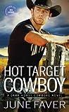 Hot Target Cowboy (Dark Horse Cowboys, #2)