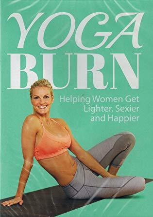 Yoga Burn - Effective Method to Burn Fat by Zoe Bray-Cotton