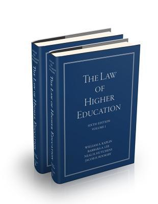 The Law of Higher Education, 6th Edition Set (2 Volumes) Epub