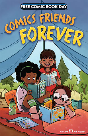 FCBD 2018: Comics Friends Forever