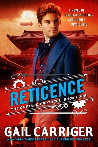 Book Review: Reticence by Gail Carriger
