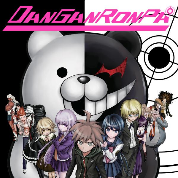 Danganronpa (Issues) (3 Book Series) by Takashi Tsukimi